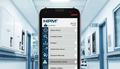 Echtzeit-Asset-Tracking HPM®